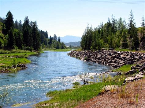 BOATING THE INLAND NORTHWEST: South Fork Coeur d'Alene