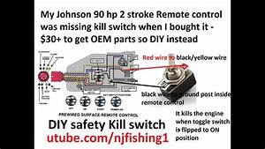 Johnson 90 Hp Diy Kill Switch Explained