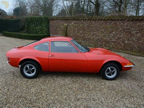 1973 Opel Gt For Sale by Classic 1973 Opel Gt Al 1900 For Sale Dyler
