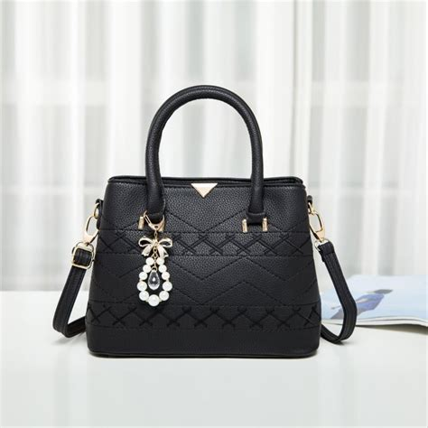jual y021667sn black fashion tas import tas wanita murah di lapak tas batam yeofashion