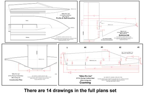 Mini Jet Boat Blueprints by Guide To Get Free Race Boat Plans Boat Plan