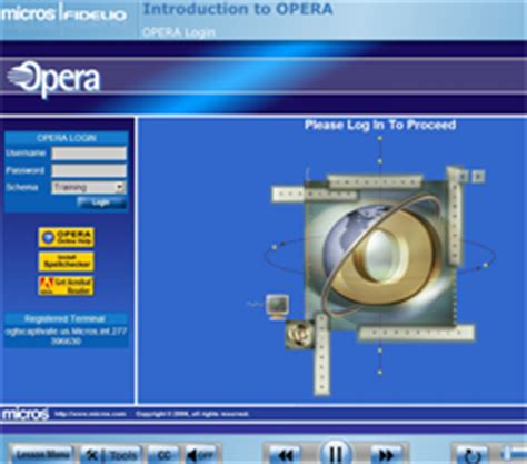 Micros Opera Help Desk by 2 Opera Pms Property Management System Pms
