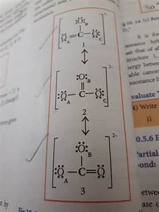 What Is The Lewis Structure Of Co3 2-