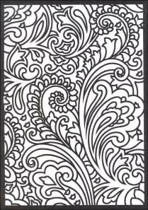 Paisley Designs Stained Glass Coloring Book (Creative Haven)