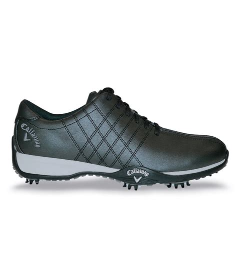 Callaway Chev Comfort Mens Golf Shoes by Callaway Mens Chev Tec Comfort Golf Shoes Black 2013