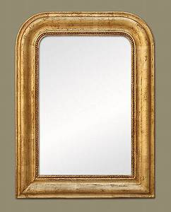 Miroir Doré Ancien : petit miroir ancien louis philippe dor objets design d co pinterest miroirs anciens ~ Teatrodelosmanantiales.com Idées de Décoration