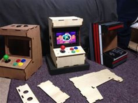 Raspberry Pi Arcade Cabinet Kickstarter by 1000 Images About Build Your Own Arcade On