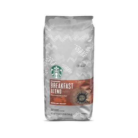 10 best starbucks coffee beans of march 2021. Starbucks Medium Roast Whole Bean Coffee — Breakfast Blend — 1 bag (20 oz.) - Walmart.com ...