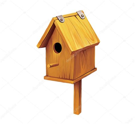 maison de l oiseau en bois nichoir photo 22136955