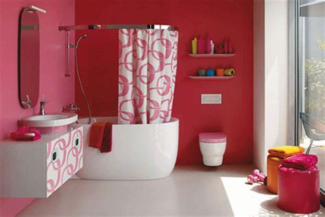 Pink Bathroom Color Schemes by Color Trends Charming Pink Paint Colors For Walls