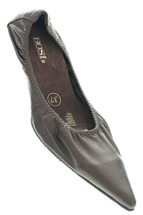 Zapatos Baleta color Dorado - Bosi | Closeando
