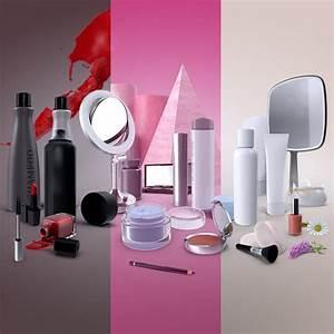Beauty Products Collection PNG Images & PSDs for Download ...
