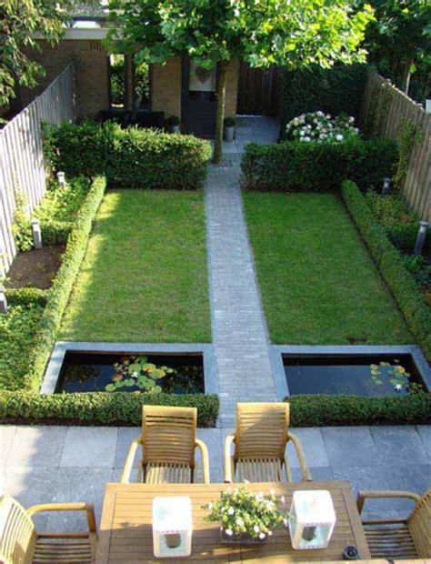 Home Design Backyard Ideas by 20 Small Backyard Garden For Look Spacious Ideas Home