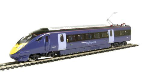 """Hattonscouk  Hornby R2821 Class 395 4car """"javelin"""" Emu"""