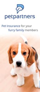 Our range of pet insurance covers levels and optional extras to suit your needs, including pet businesses. Veterinarian Health Support - PetPartners Pet Insurance   PetPartners