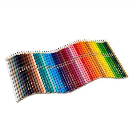 crayola colored pencils 50 count vibrant colors pre