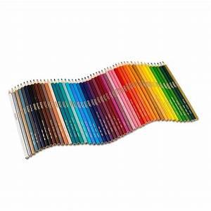 Crayola Colored Pencils, 50 Count, Vibrant Colors, Pre ...