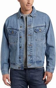 Vintage Denim Jackets For Men - Coat Nj