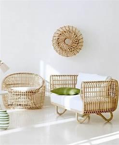 le fauteuil en rotin les meilleurs modeles archzinefr With tapis de course pas cher avec canape pour veranda