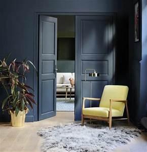 mur bleu ptrole stunning les meilleures ides de la With awesome quelle couleur associer au gris 9 quelle couleur de deco avec un parquet clair