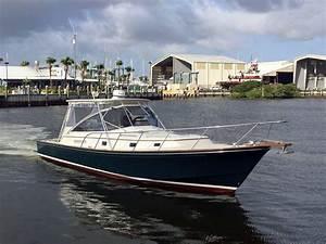 1997 Little Harbor WhisperJet 40 Power Boat For Sale Www
