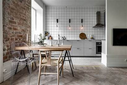 Minimal Kitchen Industrial Touch Lapine Cocolapinedesign