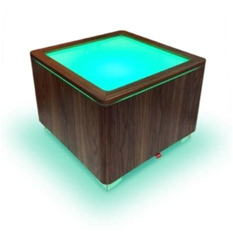 Tisch Mit Beleuchtung beleuchteter tisch ora led akku und led pro akku