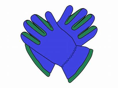 Gloves Clipart Clip Glove Cliparts