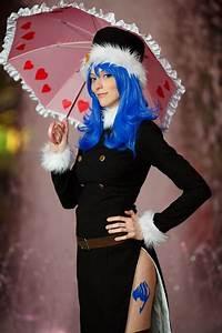 AMAZING cosplay ll FairyTail II Juvia Lockser by Bianka ...