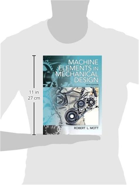 machine elements in mechanical design machine elements in mechanical design 5th edition