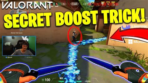 *NEW* SECRET BOOST TRICK | Valorant BEST MOMENTS and FUNNY ...