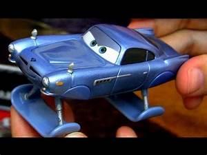 Hydrofoil Finn McMissile #6 Diecast CARS 2 Disney Pixar ...