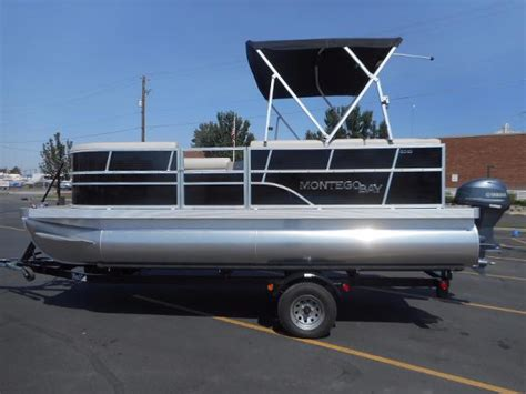 Bay Pontoon Boats by Montego Bay Boats For Sale In United States Boats