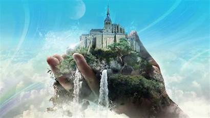 Fantasy Animated Castles