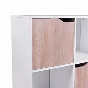 Regal Mit Türen Weiss : finebuy design b cherregal modern holz wei mit t ren ~ Michelbontemps.com Haus und Dekorationen