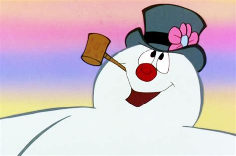 Frosty The Snowman And Martin Luther King Playback At