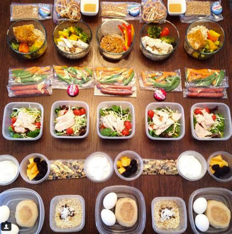 meal prep 20 meal prep tips from the best preppers we by daily burn