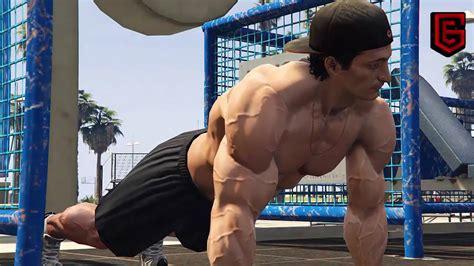 Bodybuilding Motivation Gta V