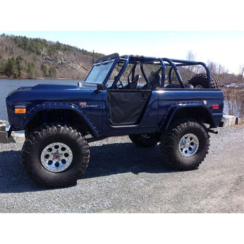 Early Ford Parts by Early Bronco Doors Early Bronco Cabins Were Spartan By