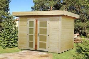 Gartenhaus Holz Modern : gartenhaus modern margaretha 1 sams gartenhaus shop ~ Sanjose-hotels-ca.com Haus und Dekorationen