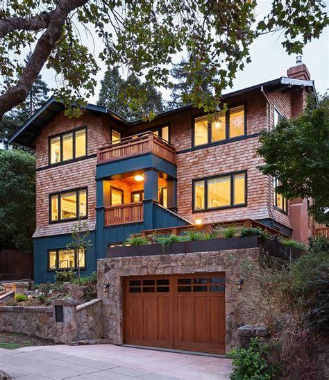 Real estate in hillsborough, california. Beautiful update to a modern craftsman style home in ...