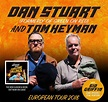 Neustadt: Dan Stuart und Tom Heyman am 15. November 2018 ...