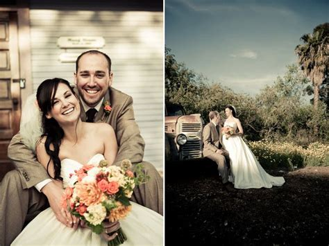 Orange County Ca Shabby Chic Wedding Aubrie And Aaron