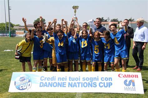 danone si鑒e social danone nations cup il crociati si gioca il sogno madrid sportparma