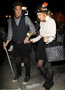 Patrick Schwarzenegger leaves Halloween party with a ...