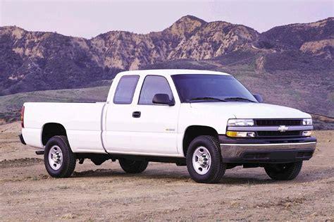 1999 Chev Truck by 1999 06 Chevrolet Silverado Consumer Guide Auto