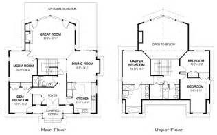 home design blueprints house plans strathcona linwood custom homes
