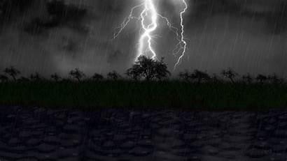 Rain Storm Desktop Wallpapers Px Night Lightning