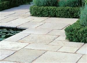 dalle style yorkstone gres limestone dalle style With ordinary dalle pour allee de jardin 6 colorant pour beton