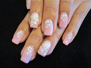 Wedding nails 3 - Nail Art Gallery